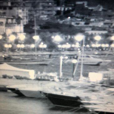 Rocambolesco salvataggio di una barca a vela questa notte: le immagini