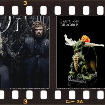 """Gaeta's Got Dragon: Un Cocktail """"Gaetano"""" in omaggio a """"Game Of Trones"""""""