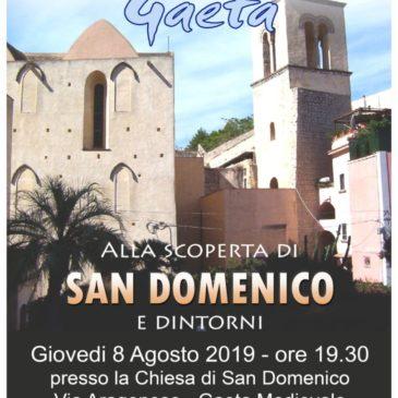 Alla scoperta di San Domenico: Giovedì 8 Agosto