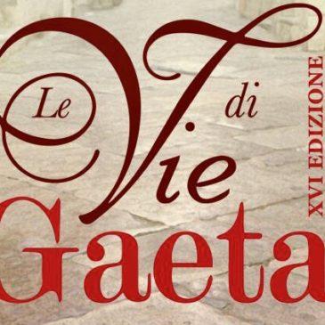 """""""Le Vie di Gaeta"""" non si farà: è ufficiale, ecco le motivazioni"""