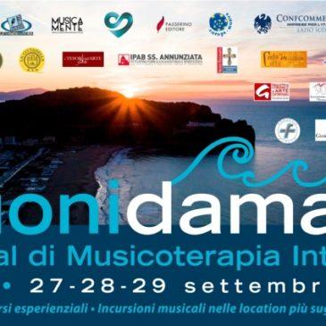 """Gaeta: al via """"Suonidamare"""", il primo Festival di Musicoterapia integrata"""