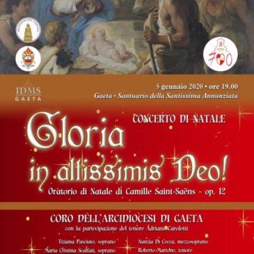 Concerto di Natale Santissima Annunziata – Gaeta