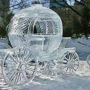 """""""World Ice Championship"""" i Mondiali delle sculture di ghiaccio a Gaeta"""
