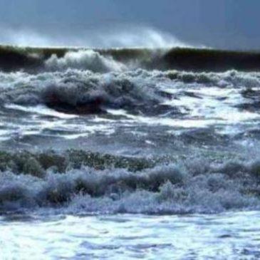 Meteo: Venti di Burrasca su tutto il litorale
