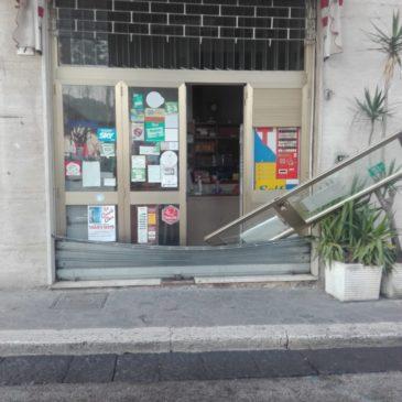 Saccheggi nella notte: Svaligiata una Tabaccheria a Gaeta