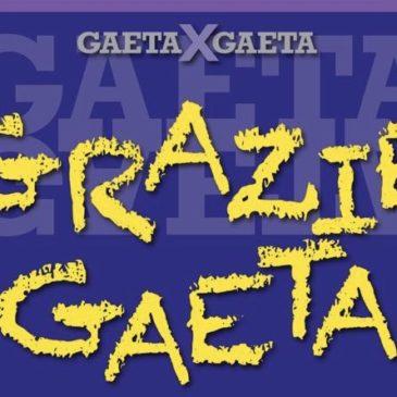 #GaetaXGaeta: consegnate e raccolte tutte le donazioni