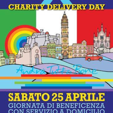 #GaetaXGaeta: Giornata di Beneficenza con Servizio a Domicilio