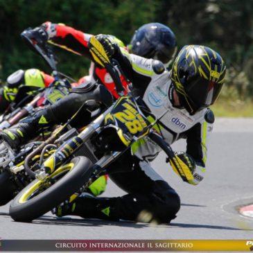 Gaeta nel CNV GP 2020 con 3 piloti del #VLX51 Racing Team